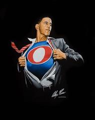 Favorite Obama ! (eyecbeauty) Tags: president tshirt super obama alexross theredpill