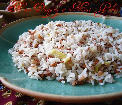 turun sen bagi using siam beras mutiara merbok beras thomas