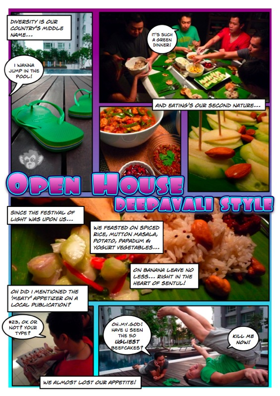 Deepavali: The Feast