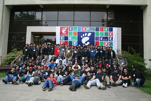 GNOME DAy Attendees
