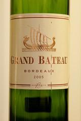 2005 Grand Bateau Rouge, Saint-Julien