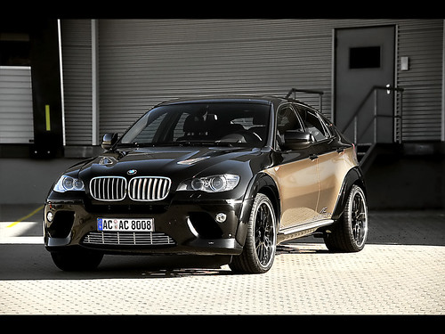 2009 AC Schnitzer BMW X6 Falcon pictures