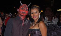 Devil and fallen angel