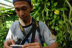Sir Mart Outdoorgraphy™ @ Butterfly Farm #1