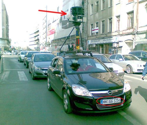 masina google by cristidorombach.