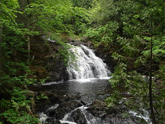 Beaver Falls, Northland Creek (Billy Wilson Photography) Tags: ontario canada nature water marie creek forest outdoors waterfall stream falls beaver waterfalls northland northern ste creeks sault algoma lamdscape thebillster23