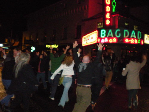 Portland Rejoices for Obama win