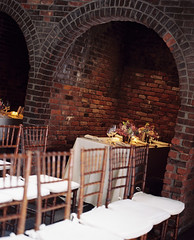 (The Foundry L.I.C.) Tags: flowers day archways decor thefoundry tourbook alcoves dinnertables karenwise thefoundryinterior ballroomchairs rectangletables thefoundrylic karenwisephotography celebrateflowers httpkarenwisecom photosbykarenwise