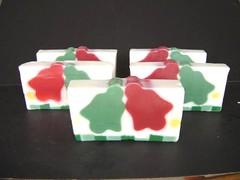 sabonete artesanal sinos de Natal (CRIATIVA + IDADE) Tags: natal de sino sabonete