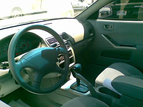 mitsubishi galant 2003. Mitsubishi Galant ES 2003
