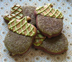 Acorn Sugar Cookies (Whipped Bakeshop) Tags: thanksgiving philadelphia acorns decoratedcookies thanksgivingcookies chocolatesugarcookies autumncookies fallcookies zoelukas whippedbakeshop acorncookies bestofphilly2010 philadelphiacakescookiesandcupcakes