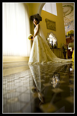 Jason & Shelly's Wedding (choui168) Tags: wedding reflection bride cebu cebusugbo