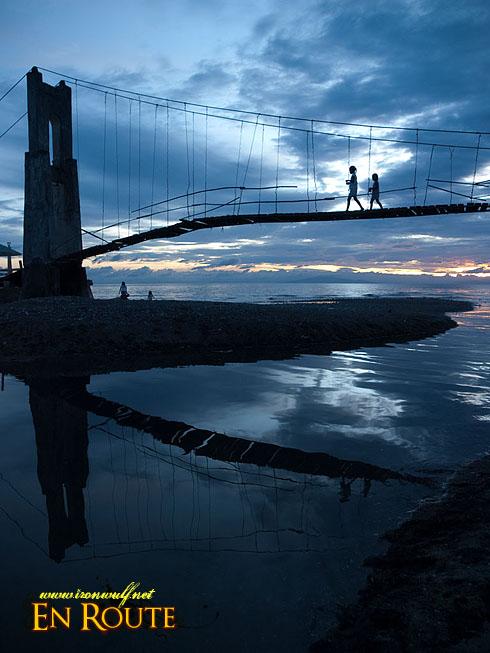Gasan Bridge Quiet Crossing