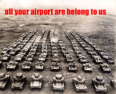all your airport are belong to us