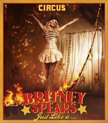 44 Britney - 2. CIRCUS (calistoVS) Tags: by spears circus like just britney caliizthoo
