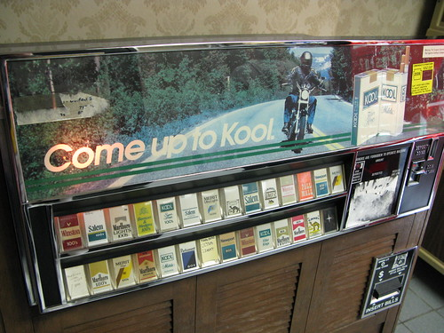 Kool smoke machine