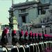 Italy's President Arrives