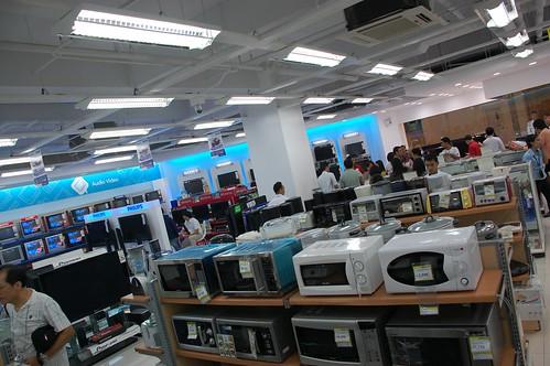 Abenson at Glorietta 5 appliance center