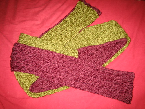 scarves wflash