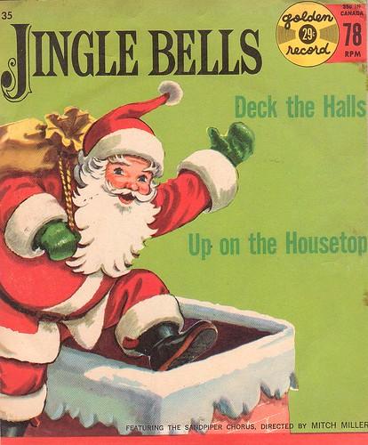 Jingle Bells 78 record