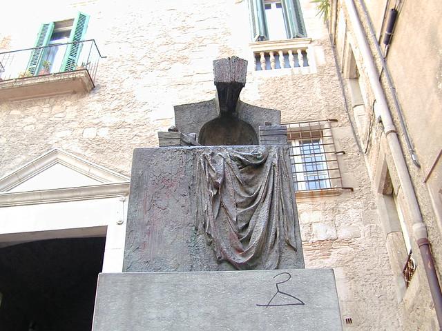 Subirachs a Girona