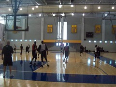 Miami Heat team practice (kerrins_giraffe) Tags: usa philadelphia basketball professional pa philly practice gym phila maimiheat