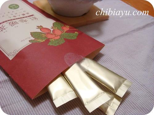 紅参暖茶(こじんだんちゃ)2