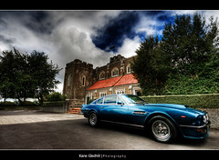 James Bond ([ Kane ]) Tags: wedding newzealand car martin nz kane hdr aston astonmartin jamesbond gledhill kanegledhill humanhabits kanegledhillphotography