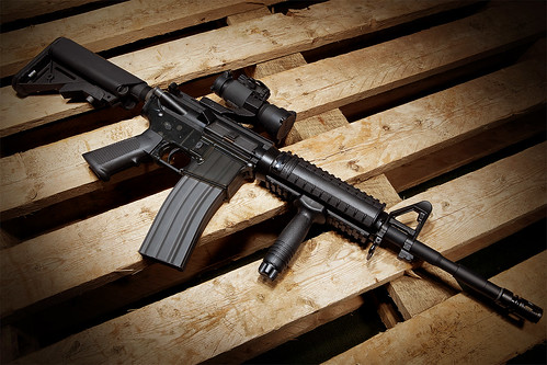 GR16 R4 Carbine (M4 RIS) Assault Rifle
