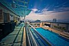 Waves On Top Of The World (Brian O'Mahony) Tags: pool beautiful swimming hotel view pacific malaysia kualalumpur malaysian kl topoftheworld regency indulgence goldentriangle sigma1020mm brianomahony canon40d thephotographiceye