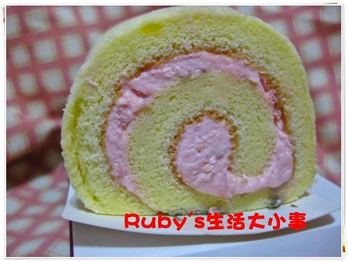 亞尼克日式櫻花捲蛋糕 (1)