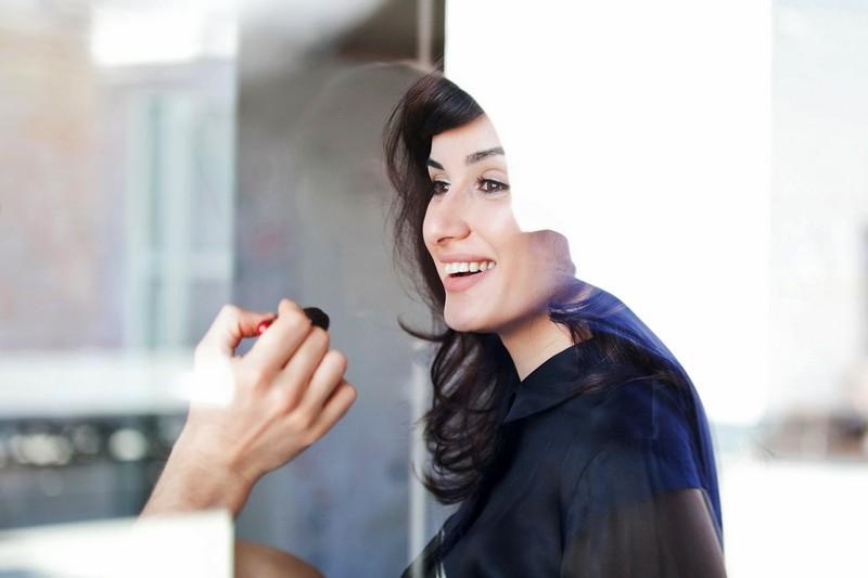 Тина Канделаки - летняя фотография