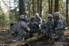 1-91 Cavalry Infantry Dismounted Platoon Live Fire Excercise (AiirSource) Tags: by training germany de bavaria cavalry 191 grafenwoehr 7tharmy jmtc