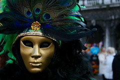 the look of the carnevale (arnabchat) Tags: venice italy look dark eyes mask carnevale favs sanmarco maschera veneto mysteriuos arnabchat worldtrekker arnabchatterjee
