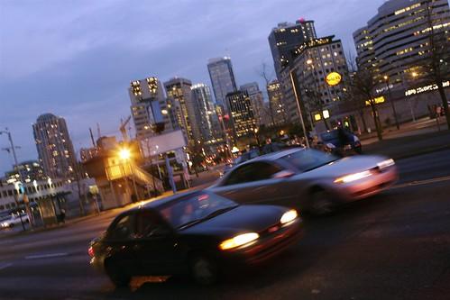 Seattle Traffic