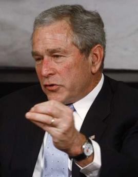 Bush and Tusk, 3.10.08  3