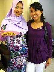 Purple Nur & Fina