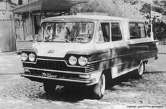 start_010 (the new trail of tears) Tags: classic car start gaz mini communism soviet socialist 1960s van minivan zil russian ussr cccp eisenhower ctapt
