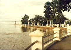 Punta San Sebastian inundada (Juancho Terleski) Tags: rio san sebastian inundacion punta corrientes parana costanera