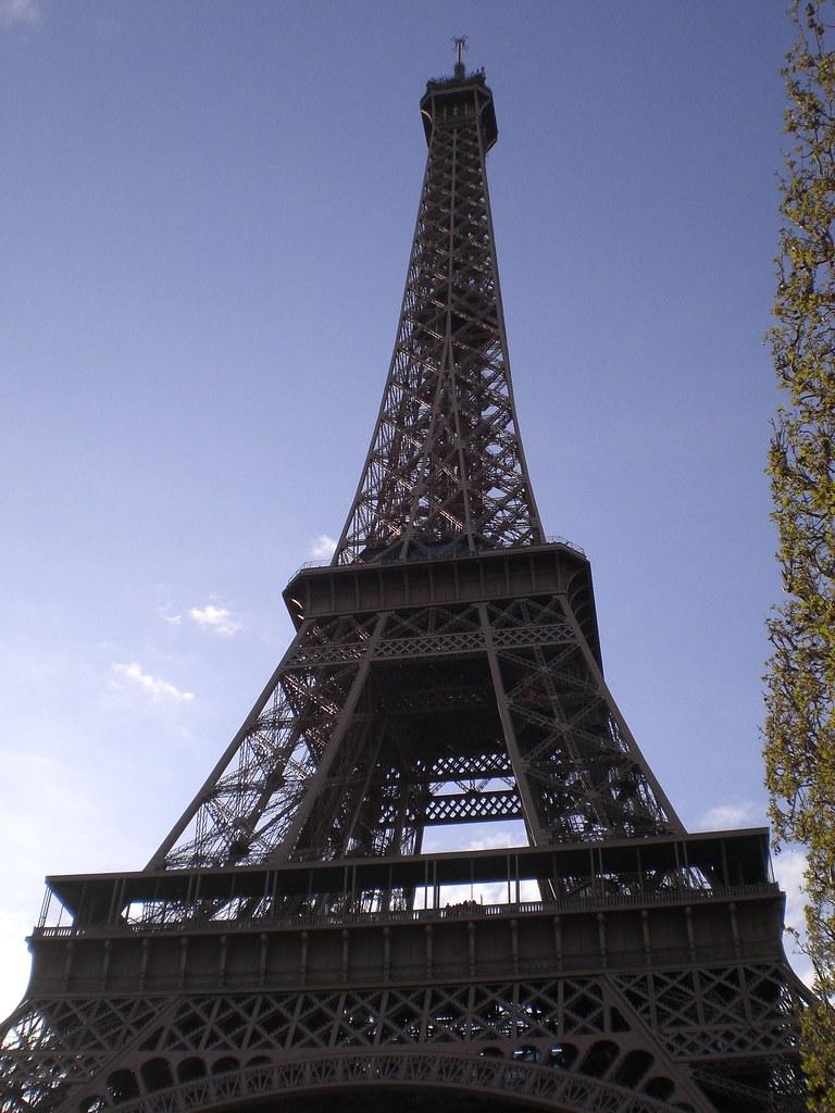Torre Eiffel  (abril, 2007)