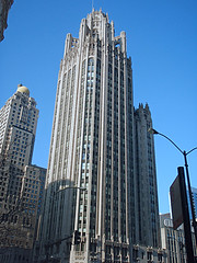 Tribune Tower Photo