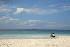 Moalboal , Cebu ( White Sand And Beautiful Beaches )