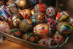 Paste Fericit - Happy Easter! (romaniashots) Tags: colors easter paste pascua romania eggs paintedeggs romaniashots hristosainviat   adevaratainviat
