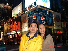 Times Square (cheleonardo) Tags: places we visited memorable