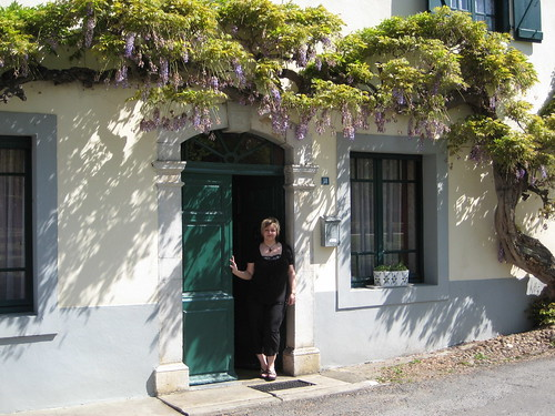 Mamie's house