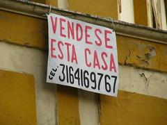 Vndese esta casa (pattoncito) Tags: colombia avisos errores boyaca tunja boyac