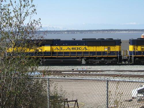 Alaska train