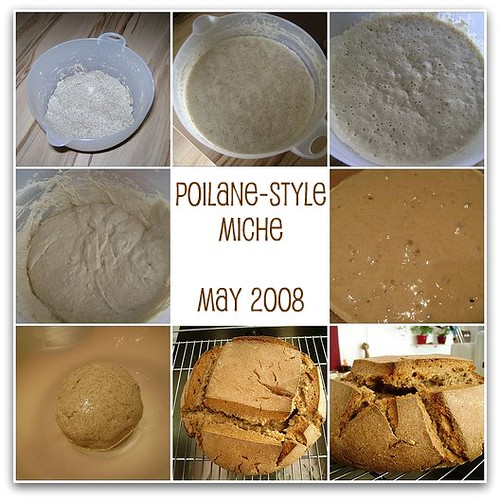 BBB - Poilane-Style Miche