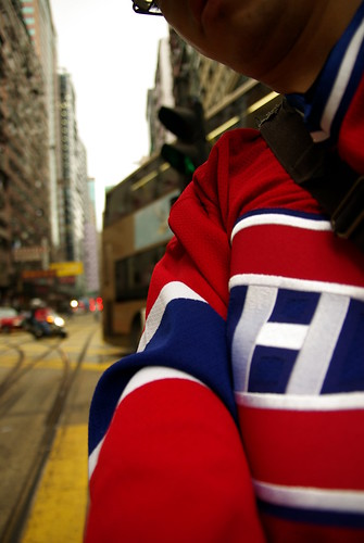 Habs in Hong Kong