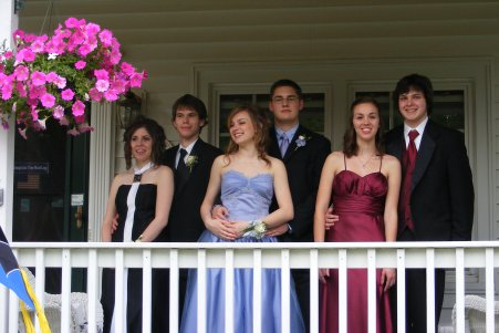 Happy Prom Group